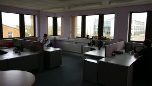 OnS moves into new office space