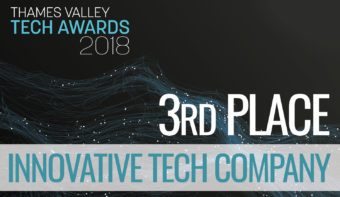 Success at the inaugural Thames Valley Tech Awards