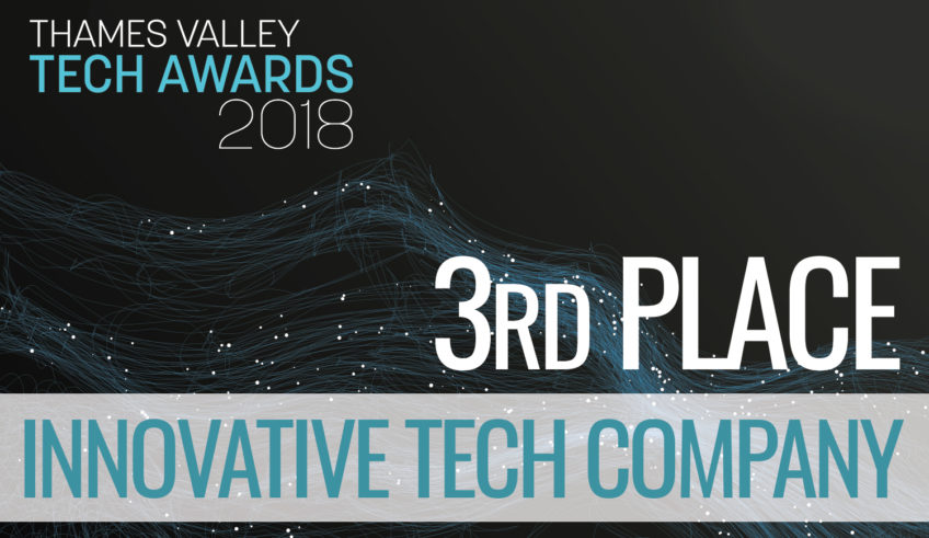 Success at the inaugural Thames Valley Tech Awards