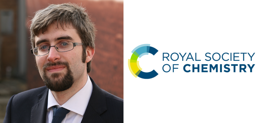 CEO Becomes Fellow of Royal Society of Chemistry