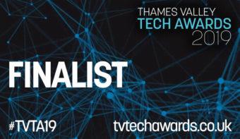 Thames Valley Tech Award – Finalist!
