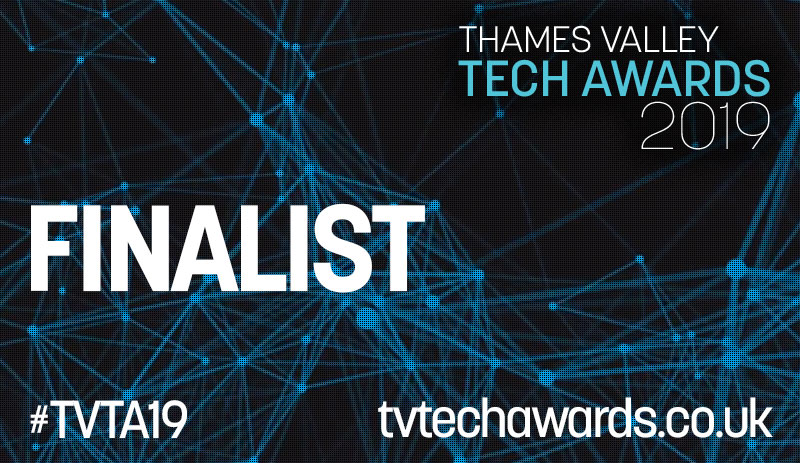 Thames Valley Tech Award – Finalist!