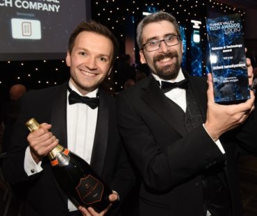 Oxford nanoSystems – Winner Thames Valley Tech Awards for Science & Technology 2019