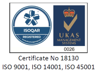 OnS Achieve ISO Standards for Quality, Environmental and Health & Safety